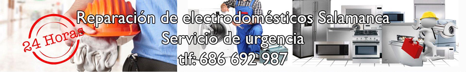 Reparación de Electrodomésticos Salamanca